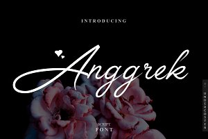 Anggrek - Script F