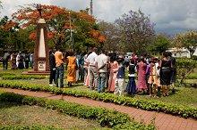 People celebrating marriage, Arusha