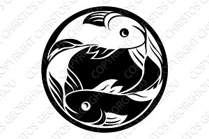 Pisces Fish Horoscope Zodiac Sign