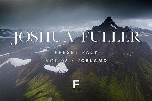 Joshua Fuller Presets Vol.06