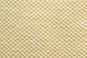 Yellow fabric pattern texture backgr