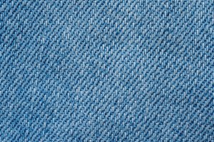 Blue fabric pattern texture backgrou