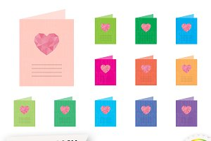 Valentine's Day Card Clipart