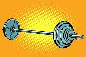 barbell, weightlifting sports