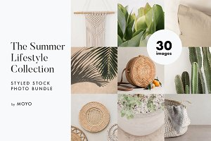 Summer Lifestyle Photo Collection