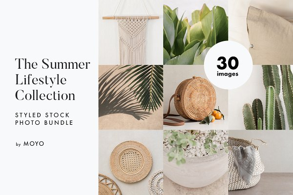 Summer Lifestyle Photo Bundle