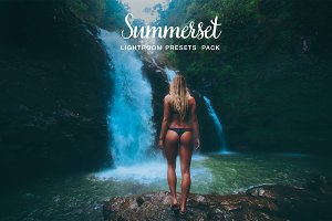 Summerset 28 Lightroom presets pack