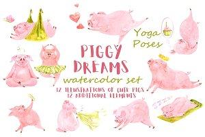 Piggy Dreams