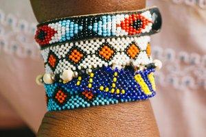 Kenyan bracelet