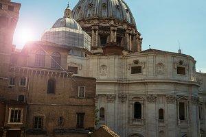 Basilica of St Peter in Vatican