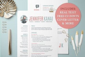 Resume & Cover Letter Templates