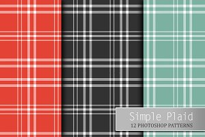 Simple Plaid