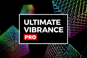 Ultimate Vibrance Photoshop Actions