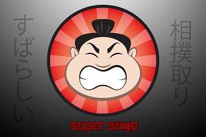 Sumo Face Icon