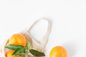 Farmers' Market Shopping Bag II