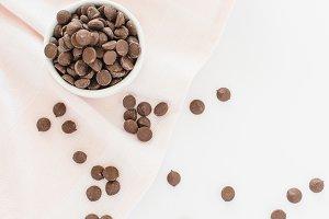 Stock Photo - Chocolate Chips I