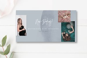 Photo Facebook Cover Template