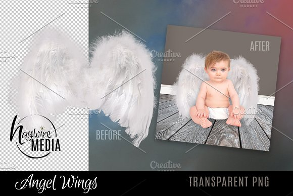 Angel Fairy Wings Transparent PNG