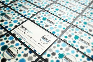 Spots Business Card