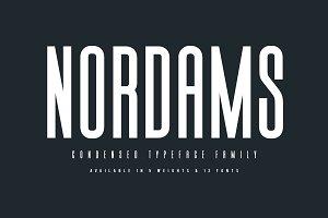 NORDAMS - Sans Serif