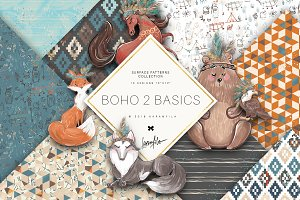 Boho Woodland Basic Patterns