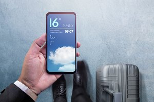 Mobile Technology for Traveling