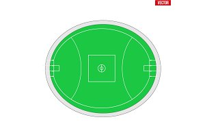 Sample Australian rules football