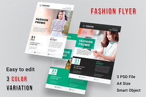Fashion Flyer Vol. 01
