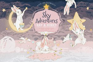 Sky Adventures DAY & NIGHT