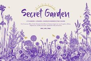Secret Garden. Ultraviolet