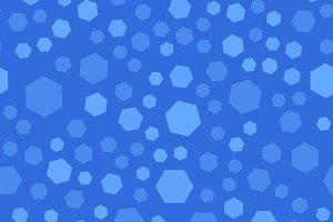 Abstract polygon seamles pattern, da