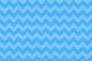 Seamless chevron pattern, blue color