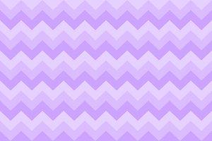 Seamless chevron pattern three viole