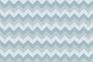 Seamless chevron pattern three color