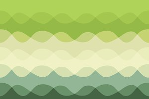 Abstract pattern with motion waves,