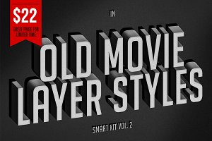 Old Movie Titles - Smart Kit Vol. 2