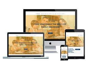 LT Insurance - Joomla Insurance them