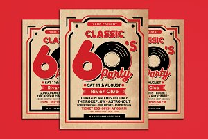 Retro 60's Music Event