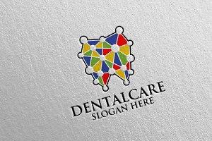Dental Logo, Dentist stomatology 2