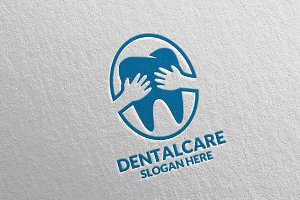 Dental Logo, Dentist stomatology 3