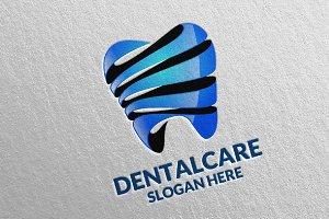 Dental Logo, Dentist stomatology 4