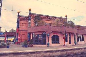 Hundertwasser Railway Station Uelzen