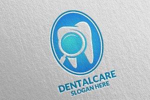 Dental Logo, Dentist stomatology 6