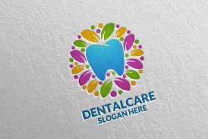 Dental Logo, Dentist stomatology 7