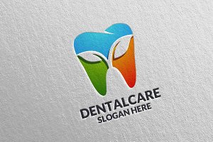 Dental Logo, Dentist stomatology 9