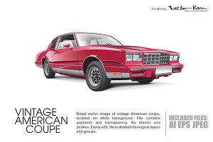 Vintage American Coupe