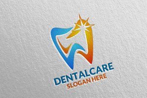 Dental Logo, Dentist stomatology 10