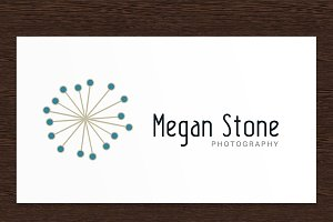 Megan Stone Photography Logo - PSD