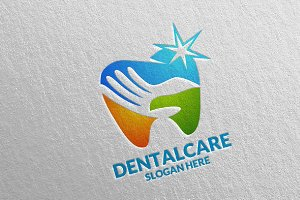 Dental Logo, Dentist stomatology 13