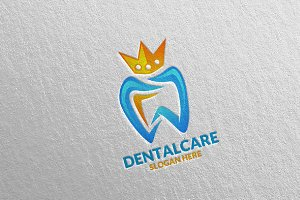 Dental Logo, Dentist stomatology 14
